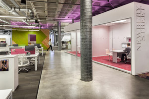 JustFab | Office facilities | Moshiri Associates