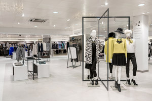 Jarrold Department Store | Negozi - Interni | Furniss & May