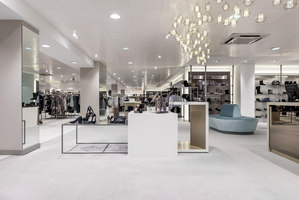 Jarrold Department Store | Shop interiors | Furniss & May