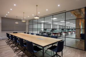 Simpson Carpenter Office | Office facilities | FURNISS & MAY STUDIO
