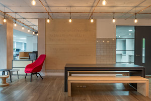 Simpson Carpenter Office | Oficinas | FURNISS & MAY STUDIO