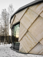 Kotten - a modern trail centre | Office buildings | Tengbom