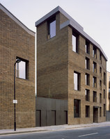 Shepherdess Walk | Apartment blocks | Jaccaud Zein Architects