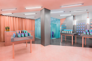 Doctor Manzana Flagship | Shop interiors | Masquespacio