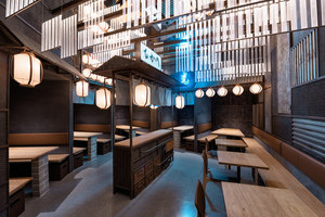 Hikari, Yakitori bar | Diseño de restaurantes | Masquespacio