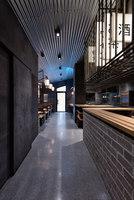 Hikari, Yakitori bar | Restaurant interiors | Masquespacio
