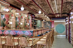 Kaikaya | Diseño de restaurantes | Masquespacio