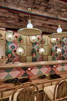 Kaikaya | Restaurant interiors | Masquespacio