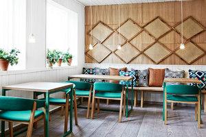 Vino Veritas Oslo | Restaurant interiors | Masquespacio