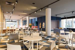 Zalando HUB | Cafeterías - Interiores | Hülle & Fülle