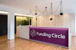 Funding Circle | Office facilities | Hülle & Fülle