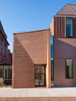 Tozzer Anthropology Building | Musées | Kennedy & Violich Architecture