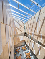 Tozzer Anthropology Building | Musei | Kennedy & Violich Architecture