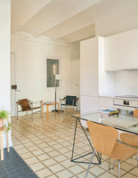 Gracia apartment | Living space | EO arquitectura