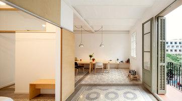 Reforma apartamento EN BARCELONA, Provença 371 | Espacios habitables | EO arquitectura