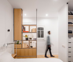 RENOVATION ALAN'S apartment in BARCELONA | Living space | EO arquitectura