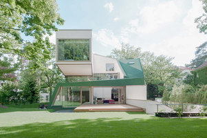 Villa M | Detached houses | HS Architekten