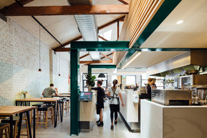 Code Black | Restaurant interiors | Zwei