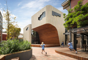 Ruyton Girls School - Margaret McRae Building | Schulen | Woods Bagot