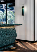 West Hotel | Hotel interiors | Woods Bagot