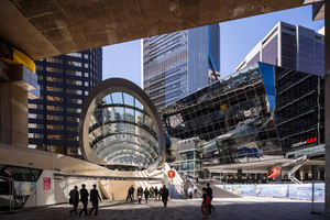 Wynyard Walk | Railway stations | Woods Bagot
