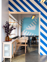 Fonda Hawthorn | Café interiors | Techne Architecture + Interior Design