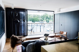 Apartment Finger Wharf | Living space | Architect Prineas
