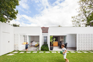 Breeze Block House | Casas Unifamiliares | Architect Prineas