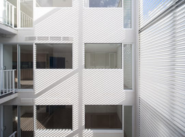 E589 Apartments | Urbanizaciones | Architects EAT