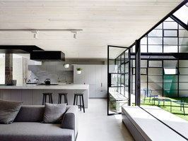 Fitzroy Loft | Living space | Architects EAT