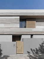 Cassell Street | Detached houses | b.e architecture