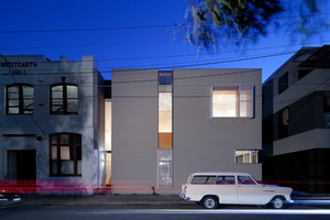 Northcote 2 | Semi-detached houses | Pleysier Perkins