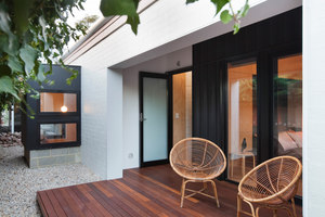 Solomon Street Alterations + Additions Mosman Park | Maisons de deux appartements | Philip Stejskal Architecture