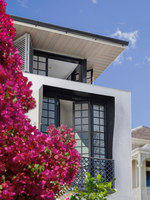 Bougainvillea Row House | Casas Unifamiliares | Luigi Rosselli Architects