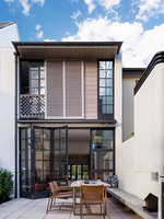 Bougainvillea Row House | Case unifamiliari | Luigi Rosselli Architects