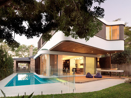The Pool House | Detached houses | Luigi Rosselli Architects