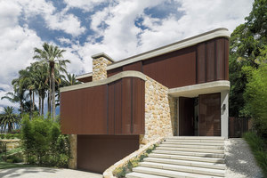 Sticks and Stones Home | Case unifamiliari | Luigi Rosselli Architects