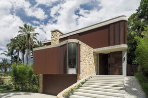 Sticks and Stones Home | Detached houses | Luigi Rosselli Architects