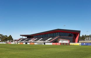 Ballarat Regional Soccer Facility | Sportanlagen | K20 Architecture