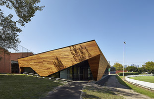 Port Melbourne Football Club (PMFC) | Terrains de sport | K20 Architecture