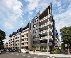 Wellington on the Park | Immeubles | Fox Johnston Architecture