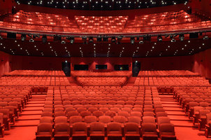 Theater an der Elbe | Manufacturer references | Stechert Stahlrohrmöbel reference projects