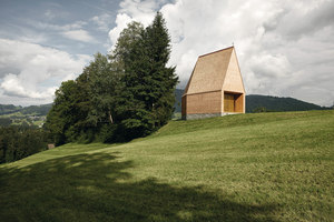 Kapelle Salgenreute | Church architecture / community centres | Bernardo Bader Architekten