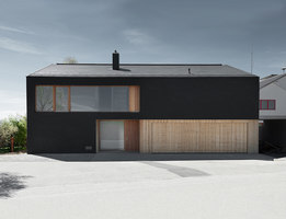 Residential House Kirchberg | Semi-detached houses | bogenfeld Architektur
