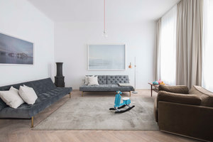 Apartment E&E | Living space | destilat