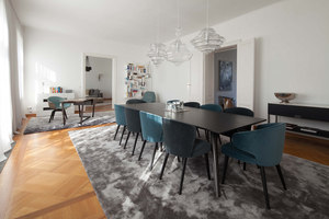 Apartment M | Living space | destilat