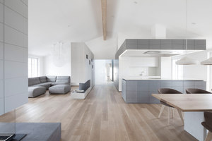 Penthouse V | Living space | destilat