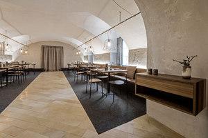 Rossbarth Restaurant | Restaurant interiors | destilat