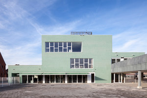 Open elementary and primary school project in Boom | Escuelas | Areal Architecten