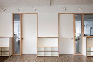 Open elementary and primary school project in Boom | Écoles | Areal Architecten